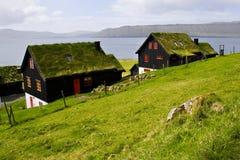 Faroe Island Foto de Stock Royalty Free