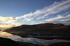 Faroe Island Arkivbilder