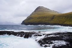Faroe Islands Royalty Free Stock Photography