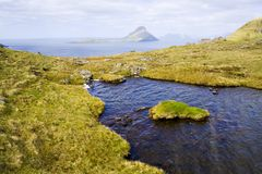 Faroe Islands Royalty Free Stock Photos
