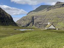 Faroe Islands do have a many islands and it does not matter where you go you see Faroe.