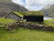 Faroe Islands do have a many islands an in Streymoy is Saksun a very special place.