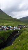 Faroe Islands, from the mountain to Gjogv