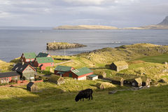 Faroe islands Stock Photography