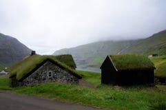 Faroe Islands, Saksun grass houses