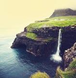 Faroe landscapes Royalty Free Stock Photos