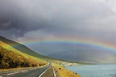 Faroe landscapes Stock Photos
