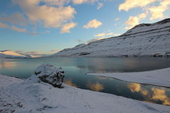 Faroeen Island Arkivfoton