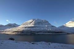 Faroeen Island Royaltyfria Foton