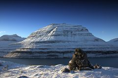Faroeen Island Royaltyfria Bilder