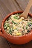Farofa, brazilian food Royalty Free Stock Images