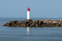 Farol Fotos de Stock Royalty Free