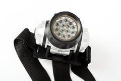 Farol brilhante super do diodo emissor de luz Imagem de Stock Royalty Free