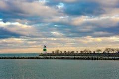 Farol, Chicago Fotografia de Stock