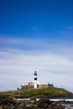 Farol da巴拉岛 免版税库存照片