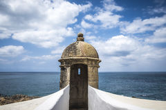 Farol da Barra is now the Nautical Museum of Bahia Royalty Free Stock Photography