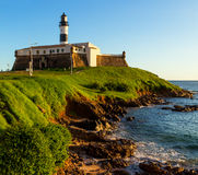 Farol da Barra Royalty Free Stock Images