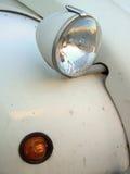 Farol de Citroen 2cv Fotografia de Stock Royalty Free