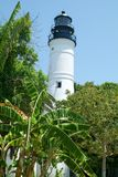 Farol de Key West Fotografia de Stock