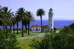 Farol de Los Angeles Foto de Stock Royalty Free