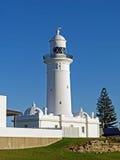 Farol de Macquarie, Sydney, Austrália Imagem de Stock