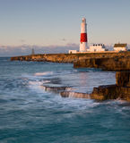 Farol de Portland Bill, Dorset, Reino Unido Fotos de Stock