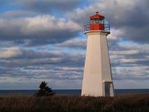 Farol de Prince Edward Island Fotografia de Stock
