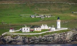 Farol 6 de Shetland Imagem de Stock Royalty Free