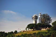 Farol de Sri Jugra Fotografia de Stock Royalty Free