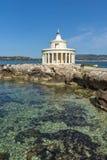 Farol de St Theodore em Argostoli, Kefalonia, ilhas Ionian, Grécia Fotos de Stock Royalty Free
