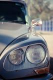 Farol do carro do vintage Imagens de Stock