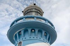 Farol do monte de Santa Ana, Guayaquil, Equador Foto de Stock