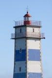 Farol em Cascais, Portugal de Santa Marta Imagem de Stock