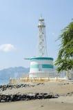 Farol em dili Timor Oriental, Timor Oriental imagem de stock royalty free