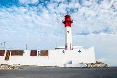 Farol em Mahdia, Tunísia Imagens de Stock