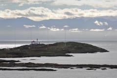 Farol experimental das ilhas, Victoria Foto de Stock Royalty Free