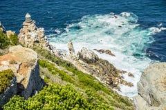 Farol em Cape Town imagem de stock royalty free