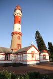 Farol, Swakopmund, Namíbia Fotografia de Stock Royalty Free