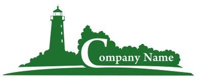 Farol verde Imagem de Stock