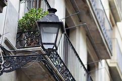 Farola в Барселоне Стоковые Фото