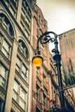Farola NYC Fotografía de archivo