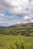 Faros de Brecon Fotos de archivo libres de regalías