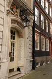 Farrars building, Middle Temple, Inns of Court. London stock photo