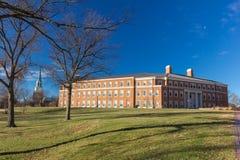 Farrell Hall на WFU Стоковое Изображение