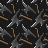 Farriers tools pattern vector illustration