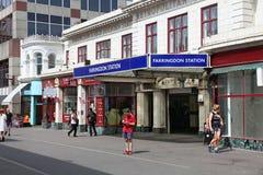 Farringdon Station, London Stock Photography