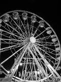 Farris wheel stock photo