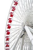 Farris Wheel at the Navy Pier Stock Images