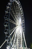 Farris wheel at the night Stock Photography