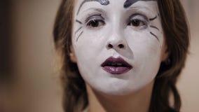 Fars visar olika sinnesrörelser arkivfilmer